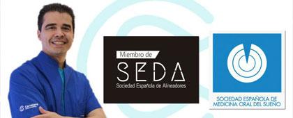 El Dr. Carralero es miembro de SEDA y SEDMODS
