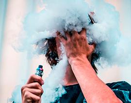 El cigarrillo electrónico y la salud oral