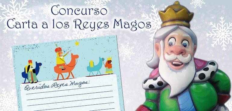 Concurso carta a los Reyes Magos 2018