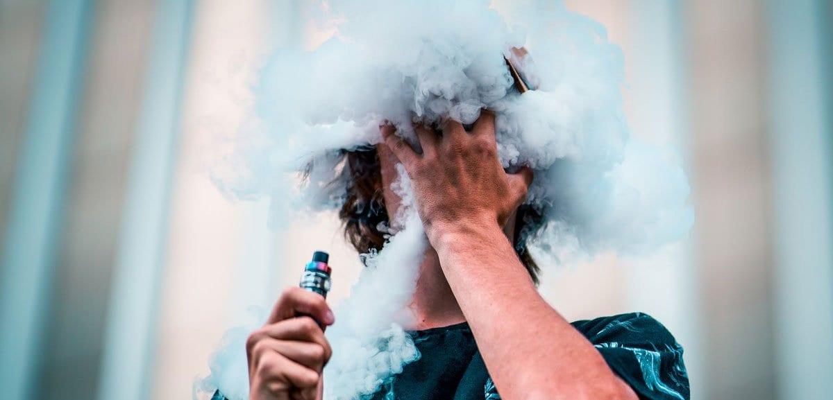 cigarrillo electrónico y salud oral