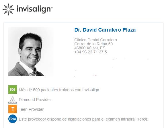 Diamond Provider Dental Carralero